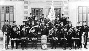 1933 – erste Uniform